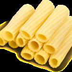 Rigatoni (Tortiglioni, Succhietti) – Herkunft, Form & Verwendung – Nudelsorten-Lexikon